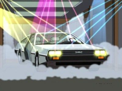 Delorean Story-An