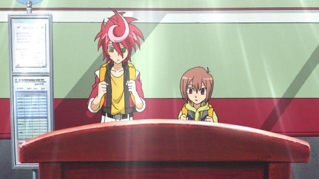 Reunion with Kanzaki