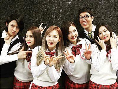 Episode 21 with Red Velvet