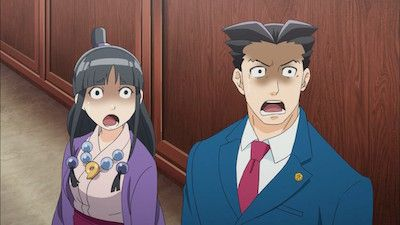 Turnabout Goodbyes - 2nd Trial