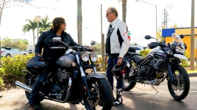 The Keys With Peter Fonda