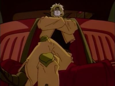 DIO's World: Kakyoin - Duel in the Barrier