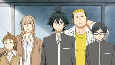 Handa-kun and the Student Council | Handa-kun and Memory Loss
