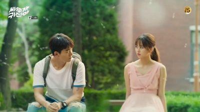 Hyun Ji Tries to Get Her Life Back