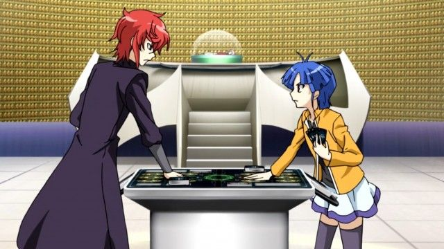 Enishi vs. Am