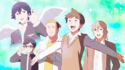 Handa-kun and the Normal Guy | Handa-kun and the Bishoujo