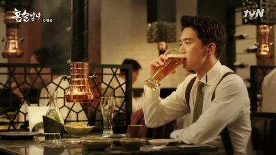 Ha Na Starts Working in Noryangjin