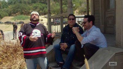 Nathan Fillion / Alan Tudyk / J.J. Abrams