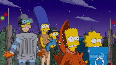 Treehouse of Horror XXVII