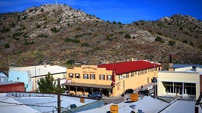 Rolling Hills Asylum/Overland Saloon