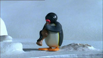 Pingu and the Fish Flute