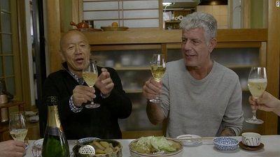 Japan with Masa
