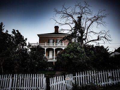 Mackay Mansion