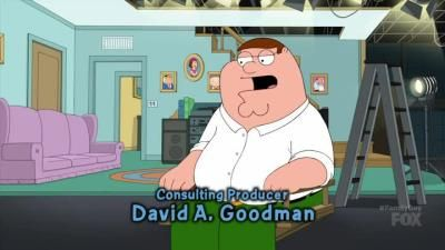 "Inside ""Family Guy"""