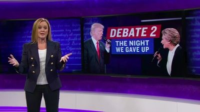 Super-Sized Sneak Peek Debate Special