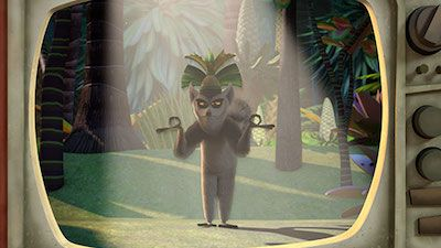 The All Hail King Julien Show