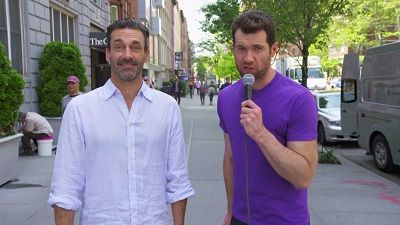 Immigrant or Real American? with Jon Hamm!