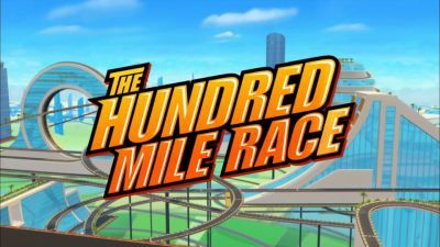 The Hundred Mile Race