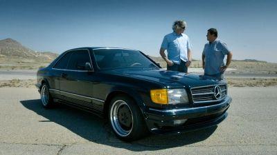 1983 Mercedes 500SEC