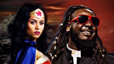 Stevie Wonder vs Wonder Woman