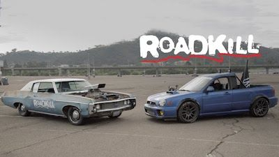 Roadkill vs. Mighty Car Mods!