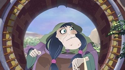 Attack of the Shortbread Witch