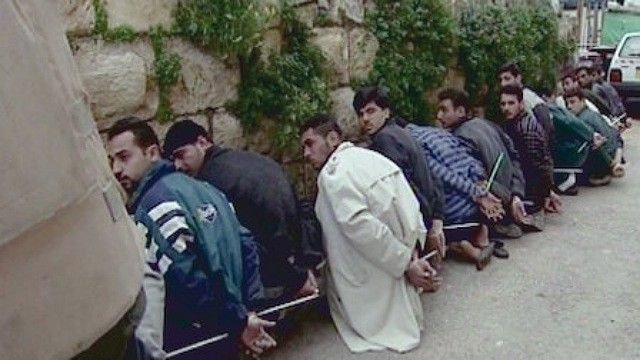Bethlehem Siege, Palestine