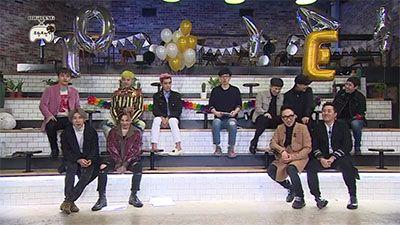 BIGBANG X Infinite Challenge