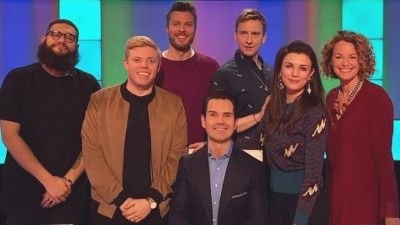 New Year Special: Joe Lycett, Kate Humble, Jamali Maddix, Rick Edwards