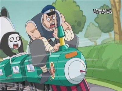 Bo-bobo's Rappin' Roller Coaster Ride