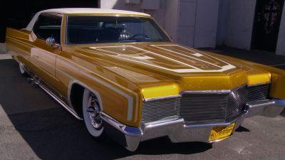 Crazy Cool Cadillac