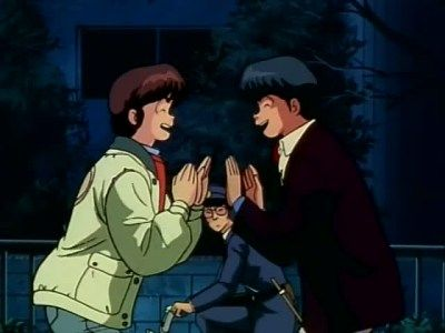 This is the Critical point! Godai and Mitaka's duel of fate!