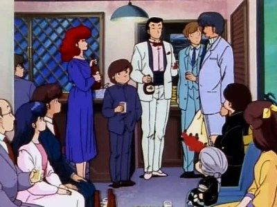 As Long as This Love Lasts! Ikkoku-kan is Forever...!!