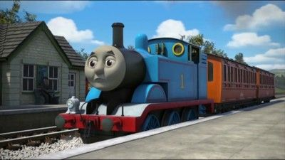 Thomas The Babysitter