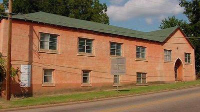 Samaritan Cult House