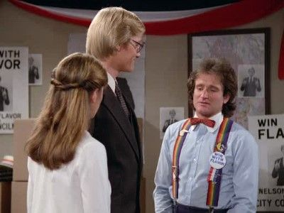 Mork vs. Mindy