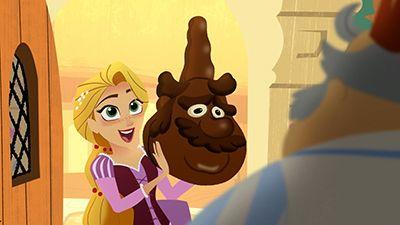 Rapunzel's Enemy