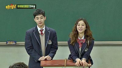 Episode 67 with Henry Lau, Han Eun-jung