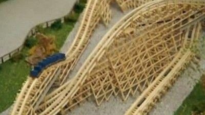 Coaster Build Off