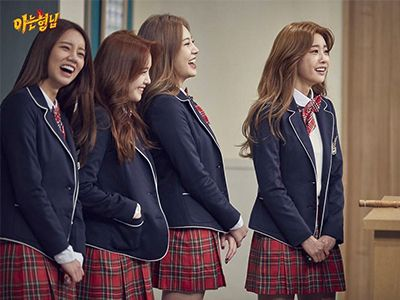 Episode 68 with Girl's Day