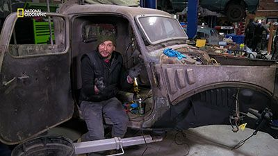 Austin Tilly Truck