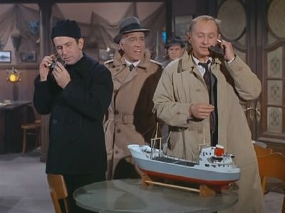 Ship of Spies (1)