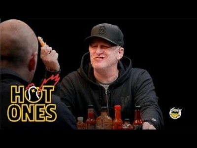 Michael Rapaport Talks LeBron James, Phife Dawg, & Reality TV While Eating Spicy Wings