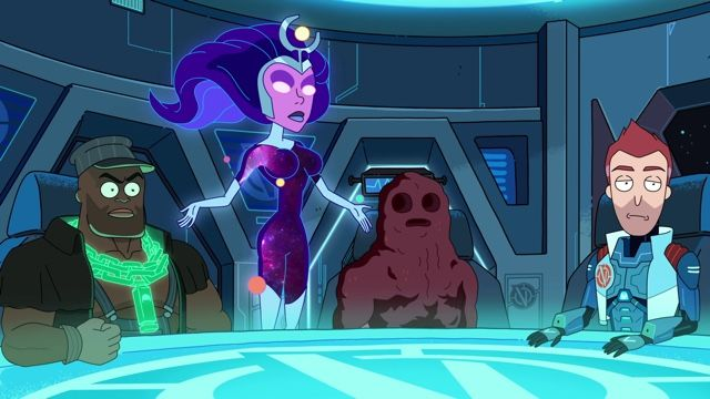 Vindicators 3: The Return of Worldender