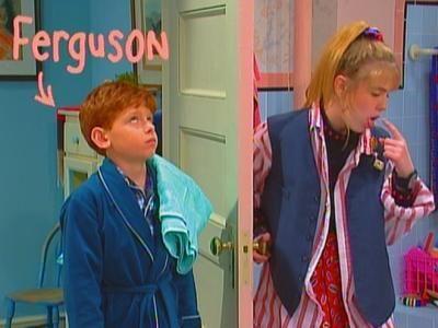 Clarissa's Revenge