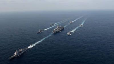U.S. Navy's Super Ship