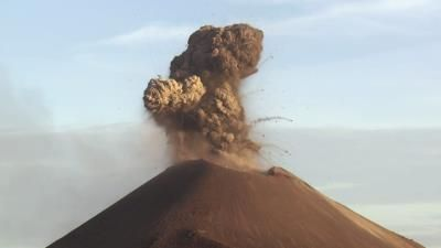 Mysteries of Alien Volcanoes
