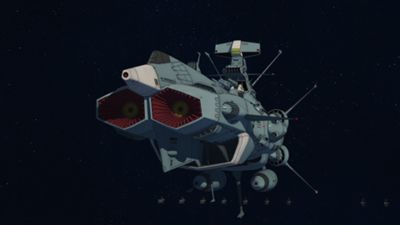 Clash! Yamato vs. Andromeda