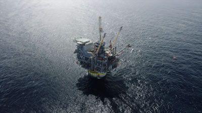 Monster Oil Rig