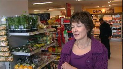 Prof. Regan's Supermarket Secrets